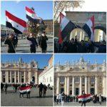 جاليتنا في إيطاليا تشارك في الاحتفال باليوم العالمي للمهاجرين