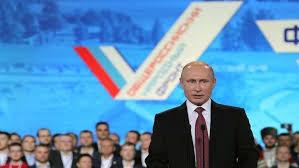 انضمام أول 3 متطوعين لفريق بوتين الانتخابي