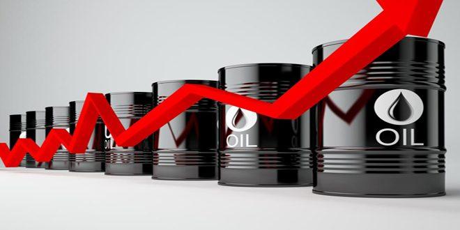 أسعار النفط إلى أعلى مستوياتها منذ 2015
