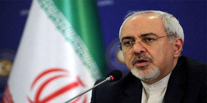 وزير الخارجية الإيراني: استمرار التزام إيران بالاتفاق النووي رهن بالتزام أميركا