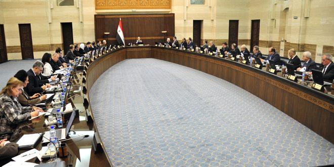 مجلس الوزراء يقرر زيادة جعالة الإطعام للعسكريين بنسبة 100 بالمئة
