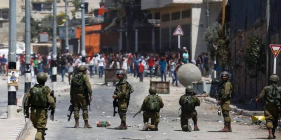 شهيدان وجرحى برصاص الاحتلال في نابلس وغزّة