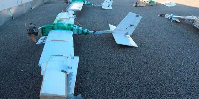 الدفاع الروسية: الطائرات المسيرة التي اعتدت على مطار حميميم انطلقت من جنوب غرب إدلب