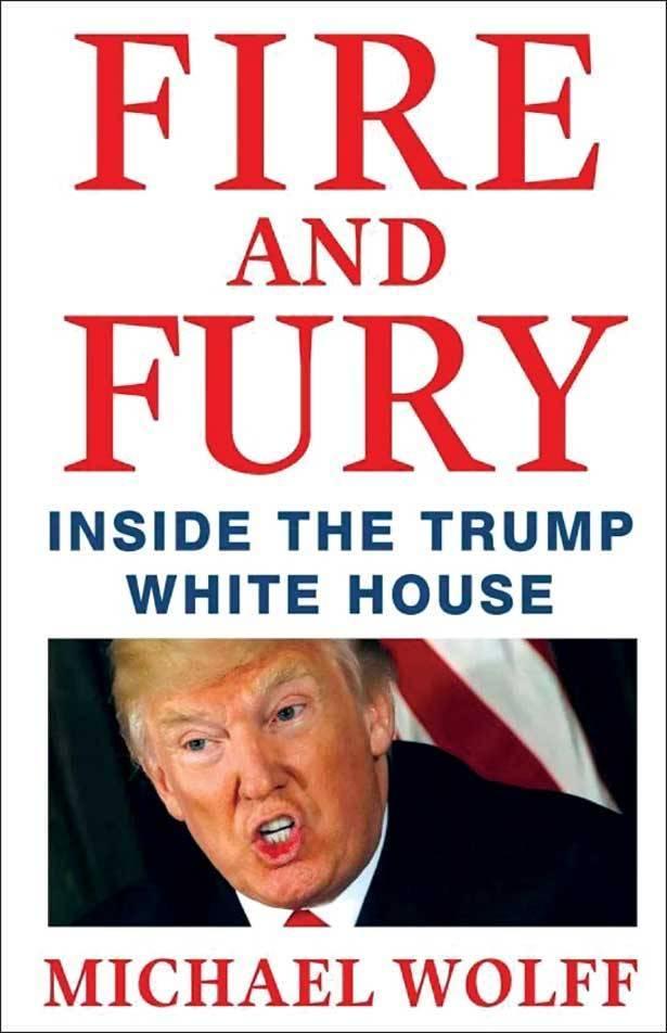 """""""نار وغضب: داخل بيت ترامب الأبيض"""""""