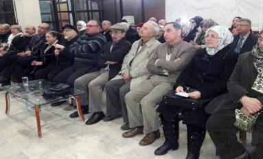 منارات ثقافية من حلب تستضيف الأديب والروائي وليد إخلاصي