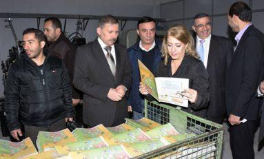 تفقّدت عدداً من المشاريع التنموية والخدمية في حلب الحمصــــي: الاهتمـــام بذوي الشـــهداء أولويـــة