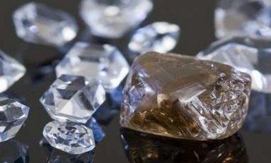 العثور على خامس أكبر حجر ماس
