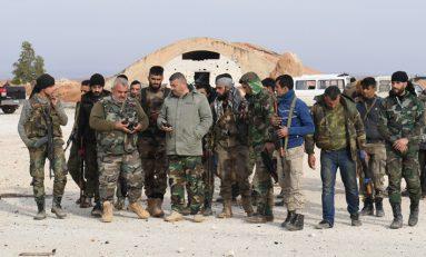 البويضة بريف دمشق تبدأ اليوم رحلة العودة مطار أبو الضهور محرراً من التنظيمات الإرهابية
