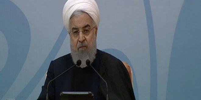 روحاني: الحضور الواعي للشعب الإيراني خلق نجاحاً جديداً لإيران