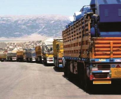 تمديد العمل بالسماح للجهات العامة بنقل المواد الأساسية عن طريق مكاتب تنظيم نقل البضائع